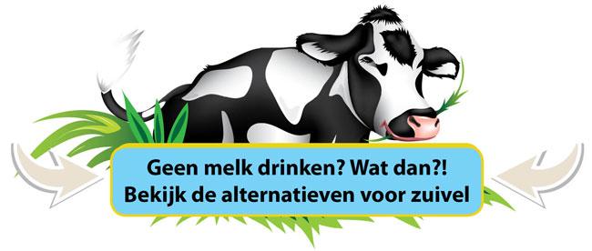 melk slecht voor volwassenen